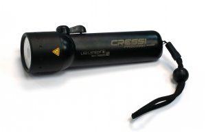 linterna cressi frogman 2000