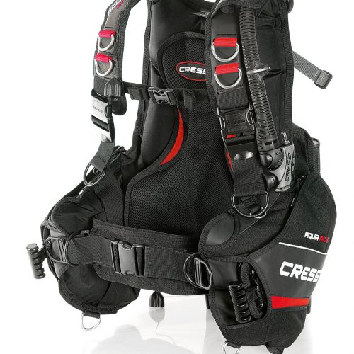 JACKET CRESSI AQUARIDER ELITE 2.0
