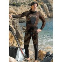 TRAJE SPETTON CAMO BROWN 5 MM