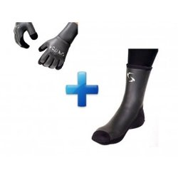 PACK SPETTON WINTER ESCARPINES + GUANTES